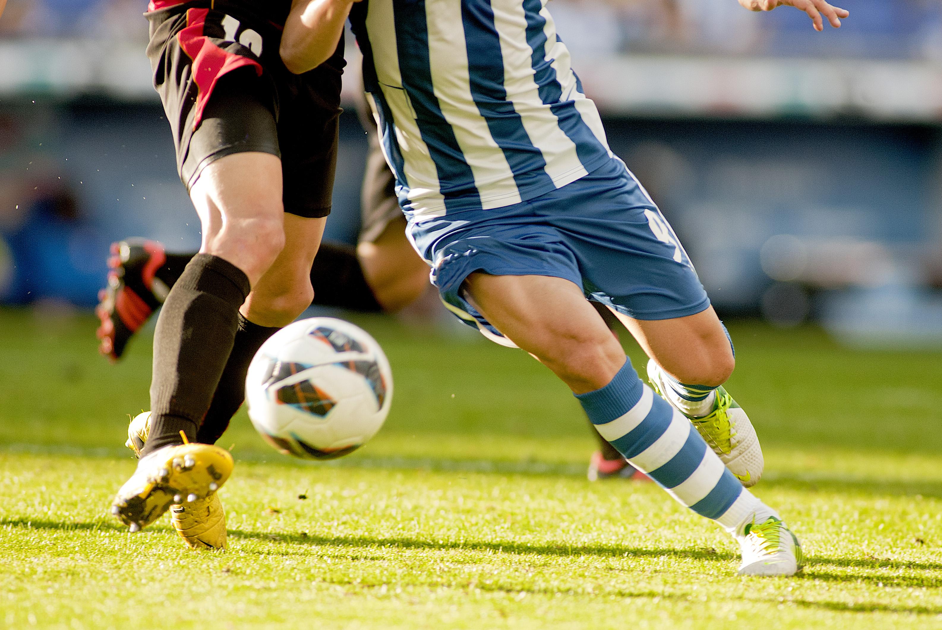 Impingement dorsal de tobillo: dolor en la cara anterior del tobillo, típico de futbolistas