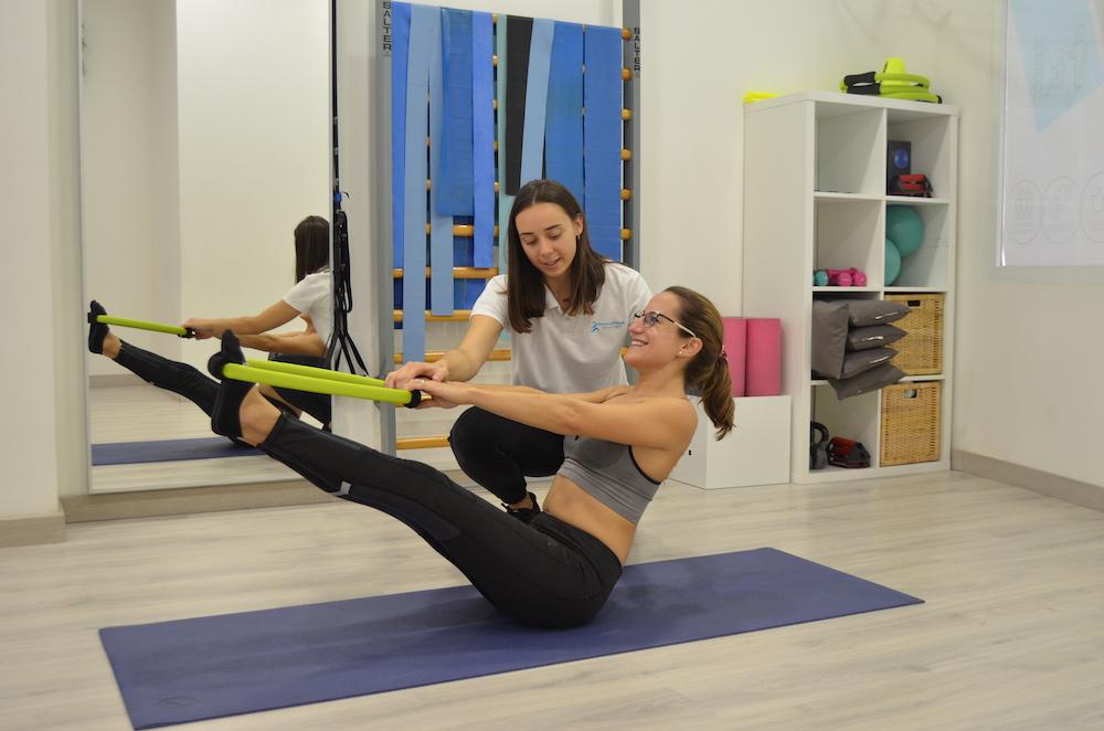 Pilates Terapéutico en Valencia 1
