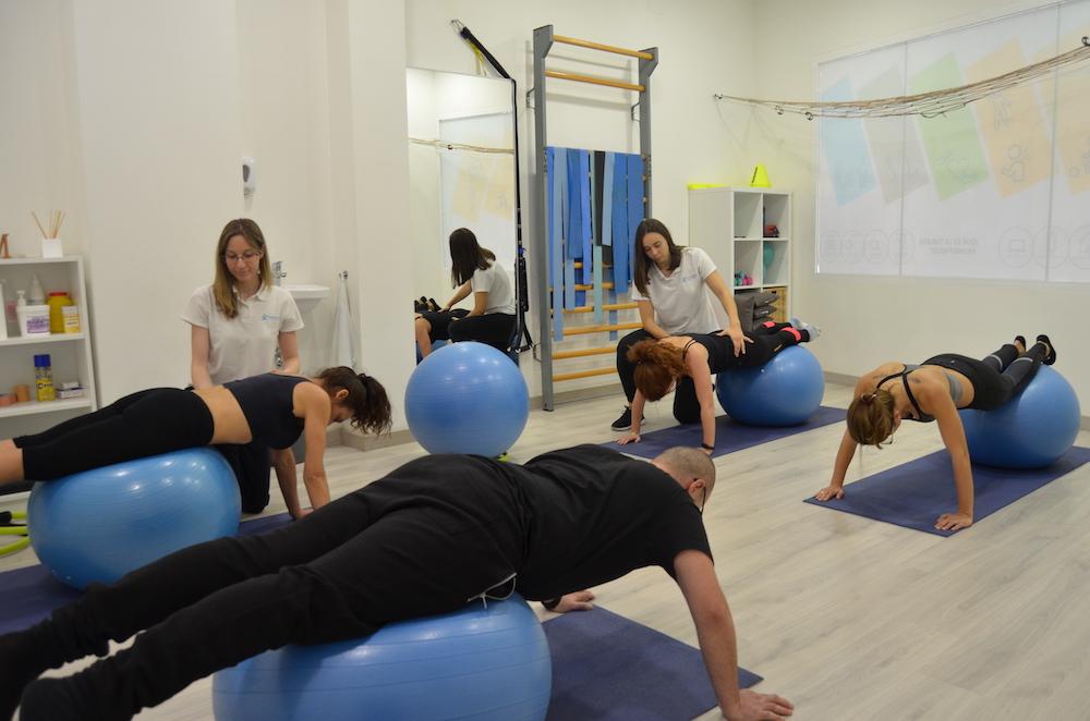 Pilates Terapéutico en Valencia 2