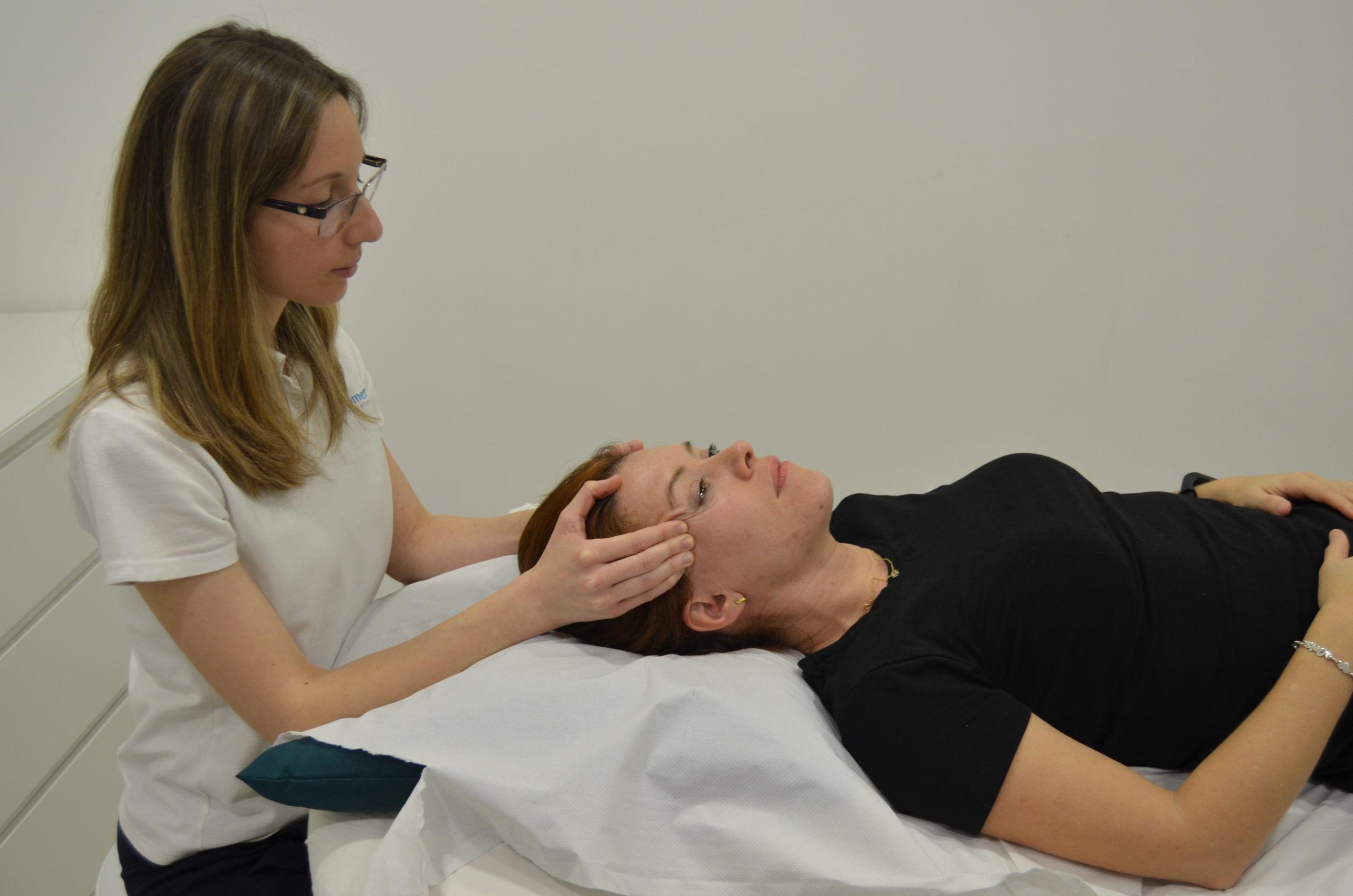 Clínica de fisioterapia en ATM 2